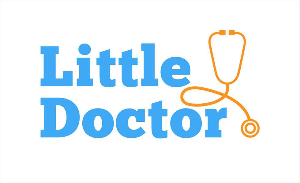 Logo design for Little Doctor Series by Airstrike Quintet