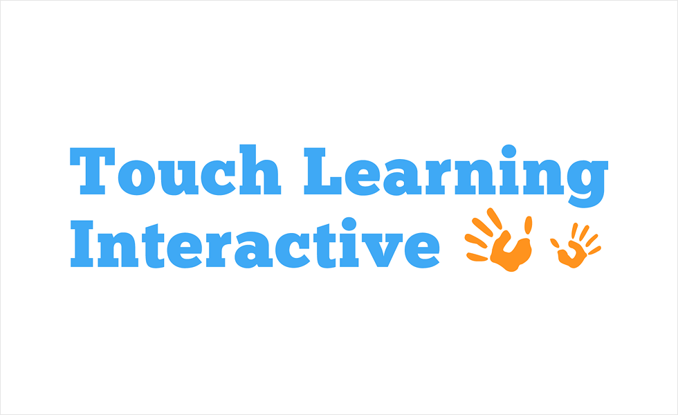 Logo and Identity design for Touch Learning Interactive by Airstrike Quintet