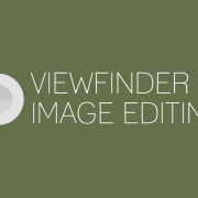 Logo and identity design for Viewfinder Image Editing by Airstrike Quintet