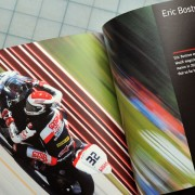 Layout, Typography and Cover Design for American Superbike X by Airstrike Quintet